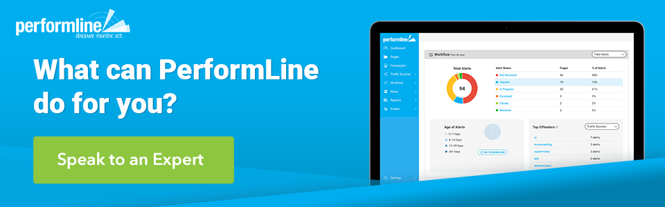 PerformLine Speak to an Expert