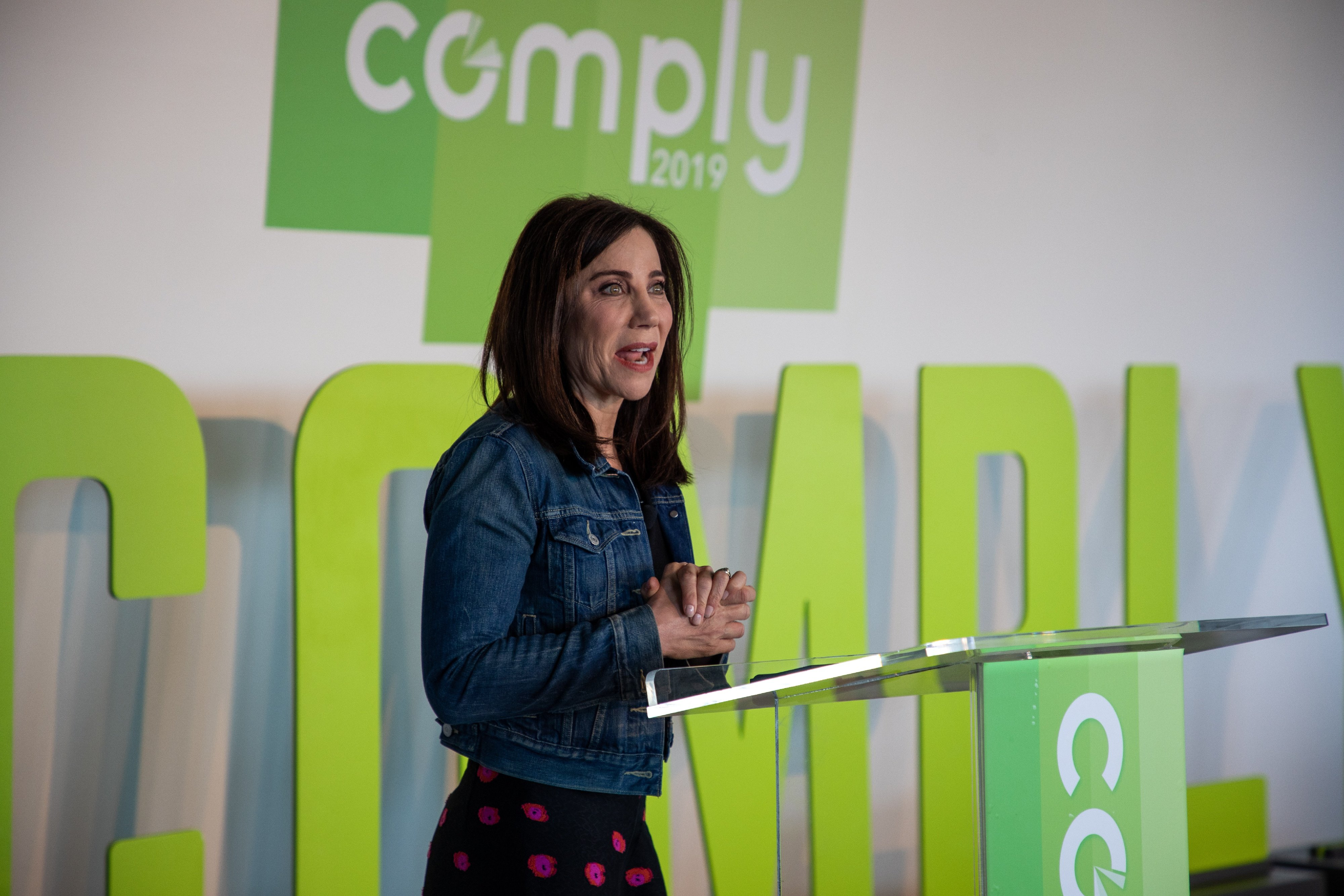 COMPLY2019 Inspirational Keynote Recap: The Fearless Alison Levine