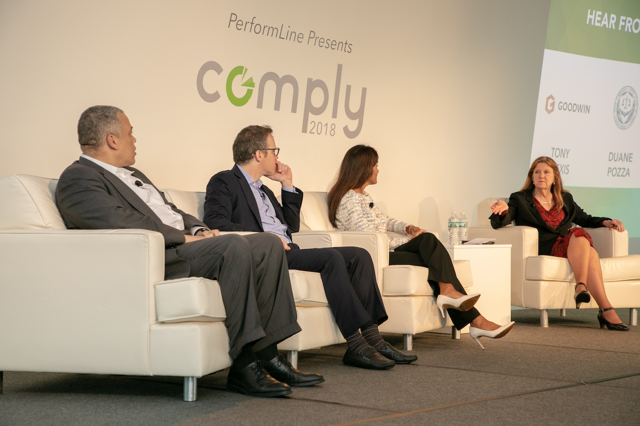 COMPLY2018 Recap: Hear From the Regulators Session
