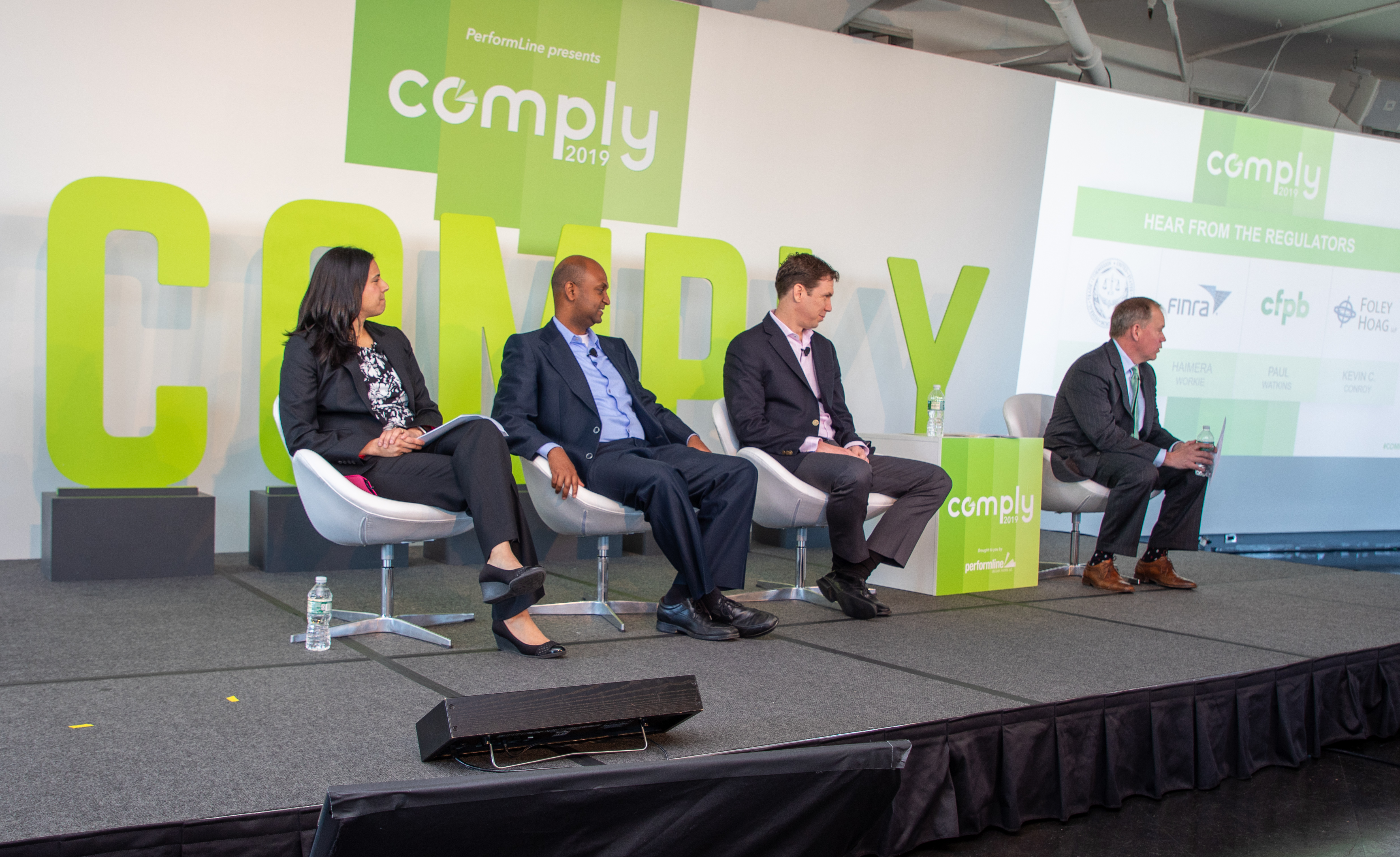 COMPLY2019 Recap: Hear From the Regulators