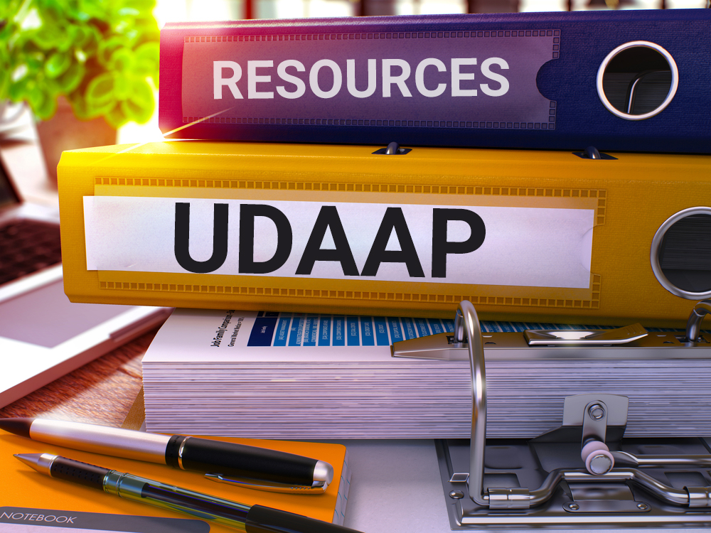 Helpful Resources for Understanding & Complying with UDAAP