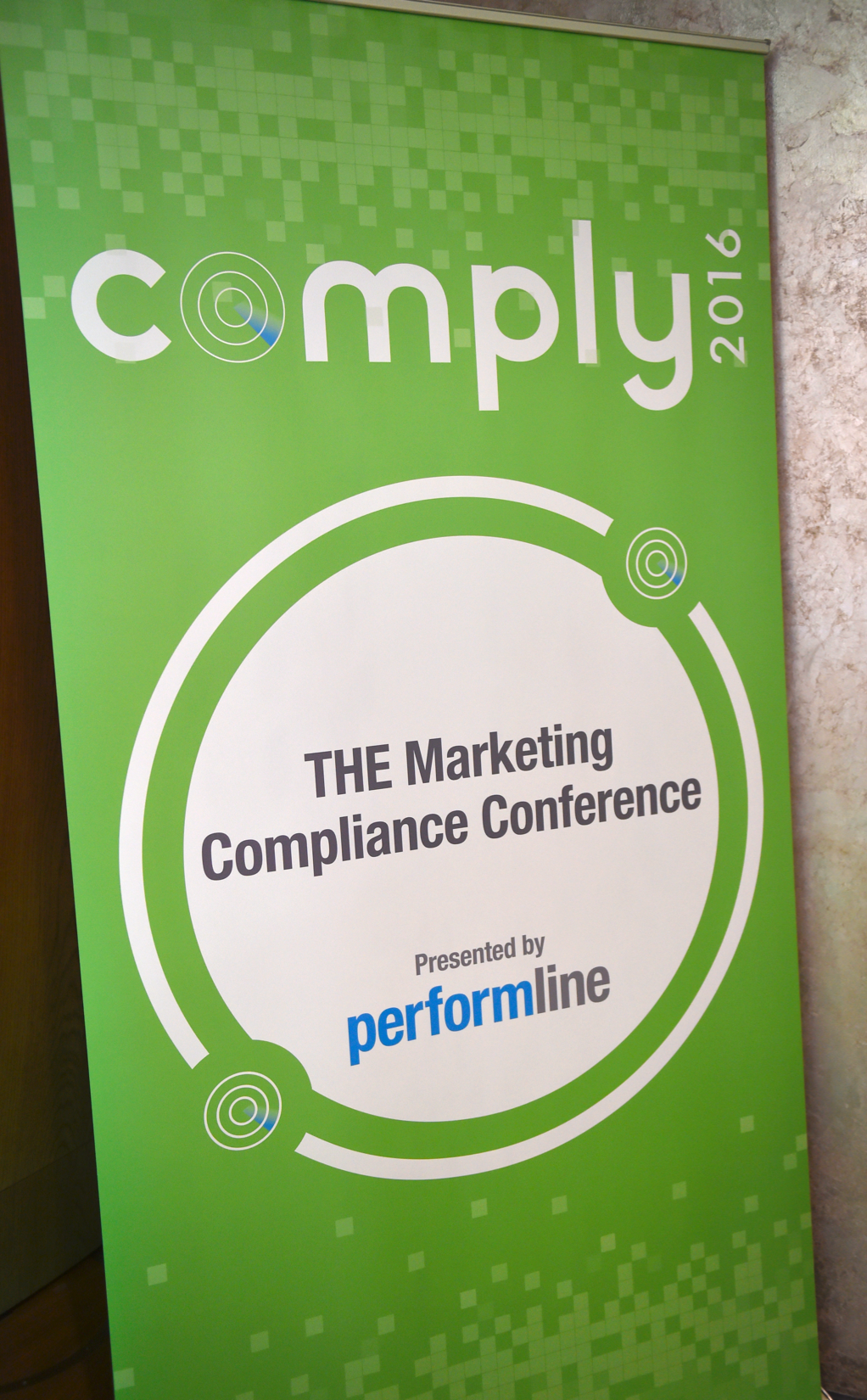 COMPLY2016 Rewind: #ThinkBigger