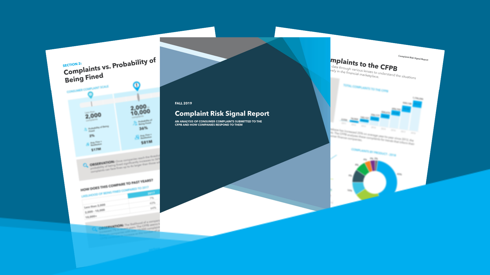[REPORT] Understanding Consumer Complaint Trends to Avoid Regulatory Actions