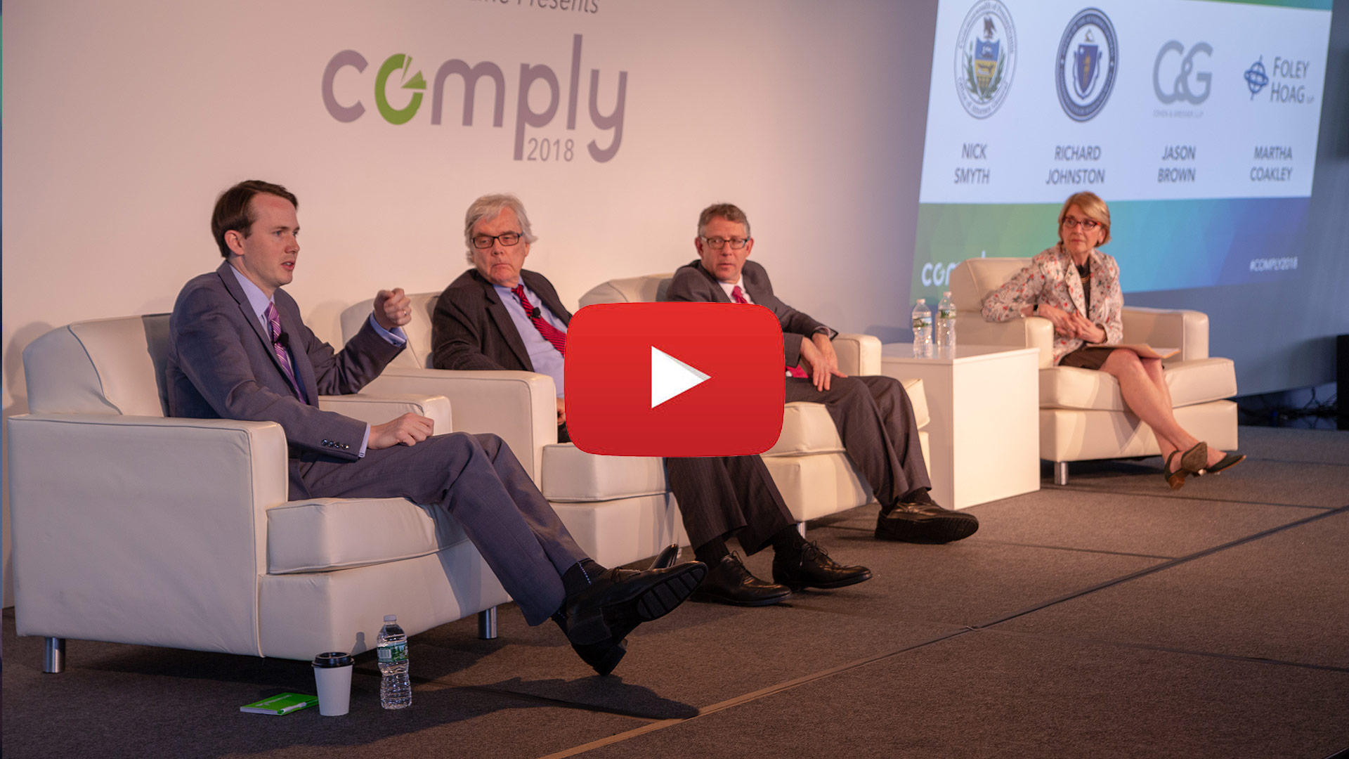 COMPLY2018 Recap: Consumer Protection and the State AGs