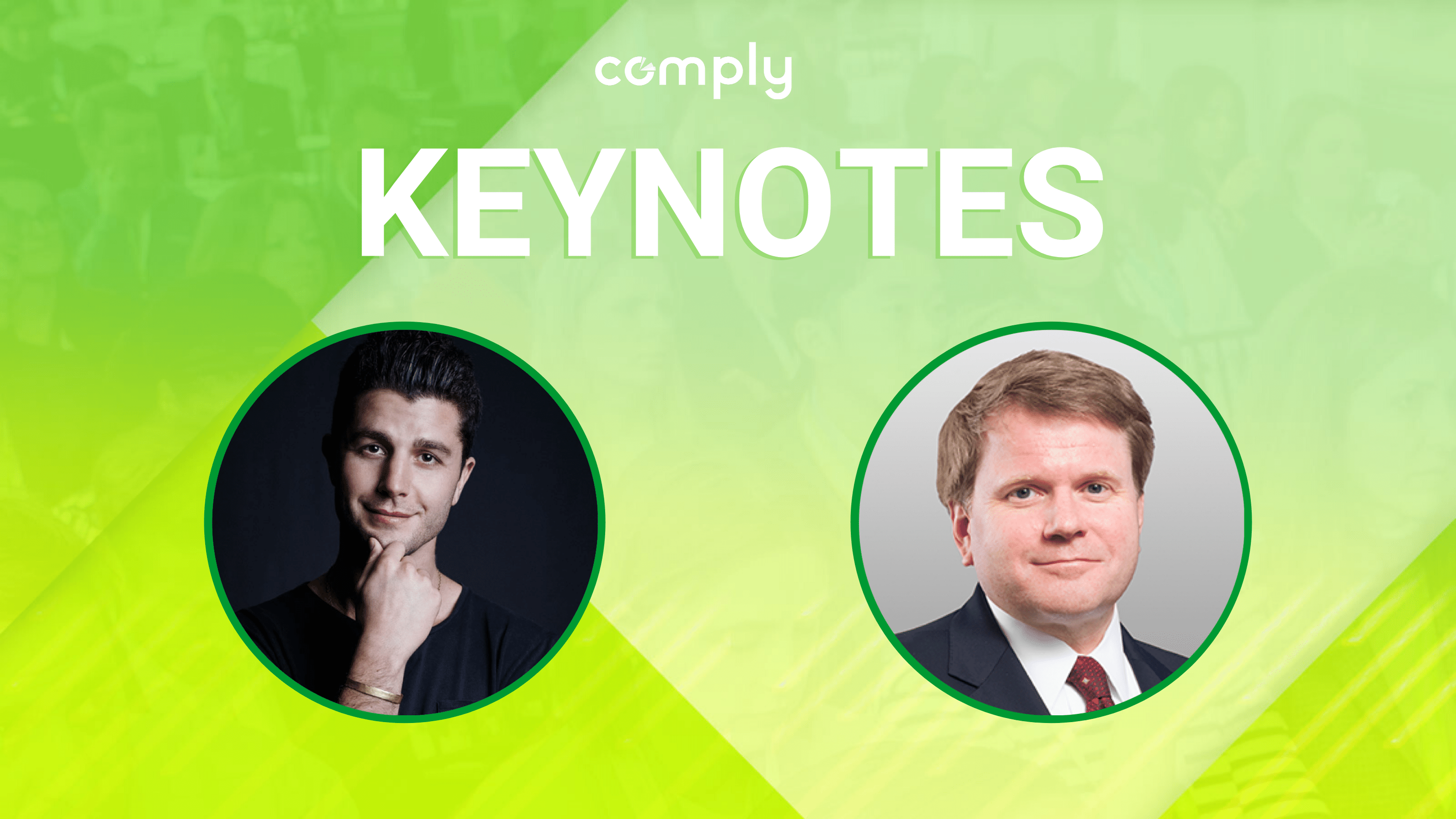 What Do Ben Nemtin & Andrew Smith Have In Common? [COMPLY2020 Keynotes]
