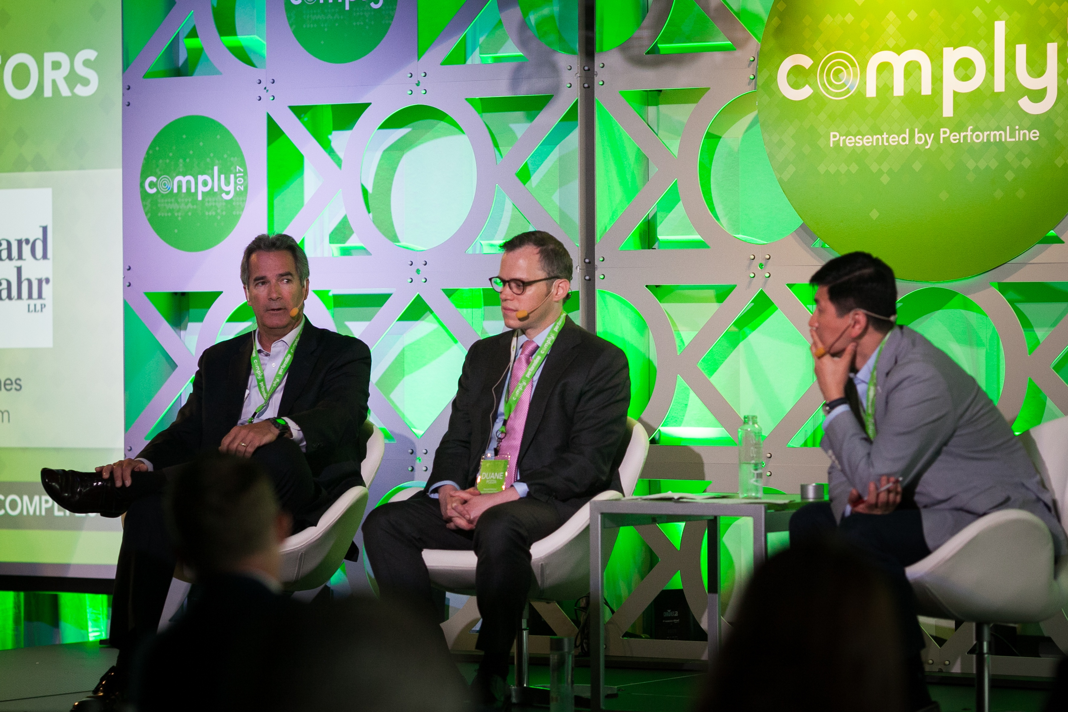[COMPLY2017 Recap] Hear from Regulators at the OCC and FTC