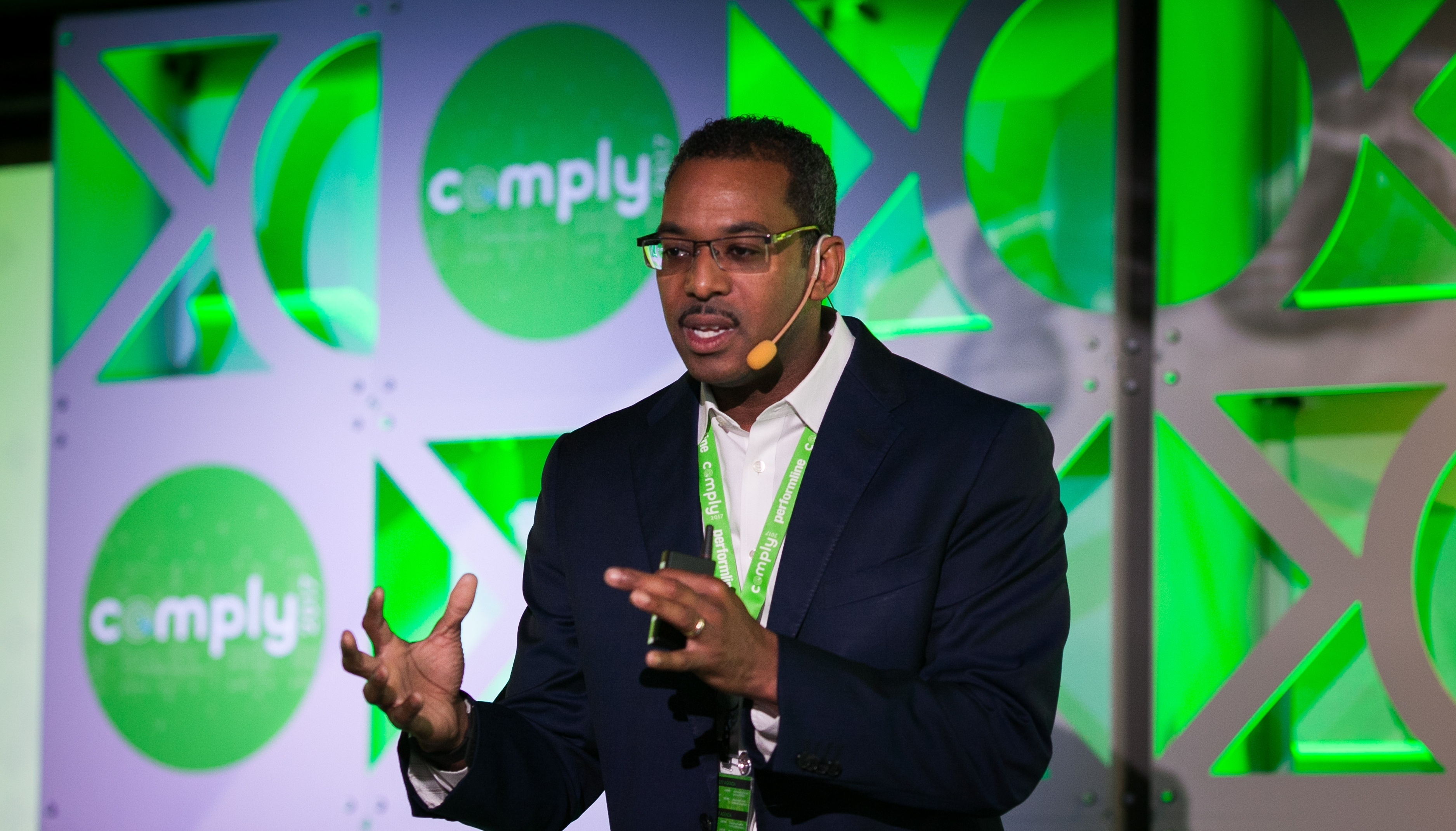 [COMPLY2017 Recap] Making a Culture of Compliance Contagious