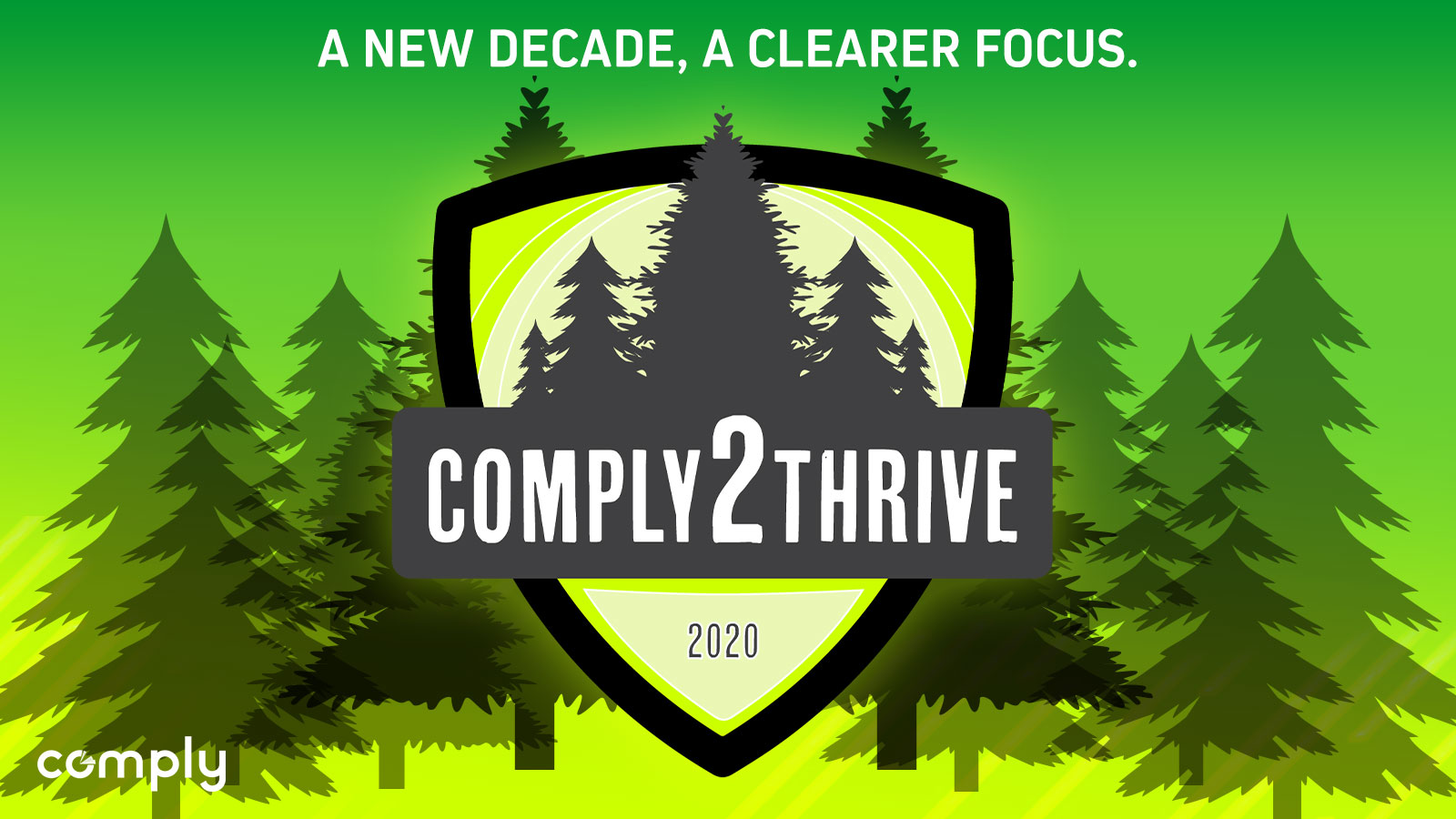 COMPLY2020: Accelerating Growth Through Compliance