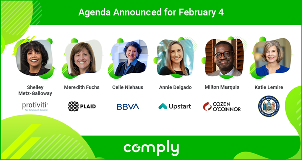 Hear From CCOs, State Regulators at COMPLY Summit