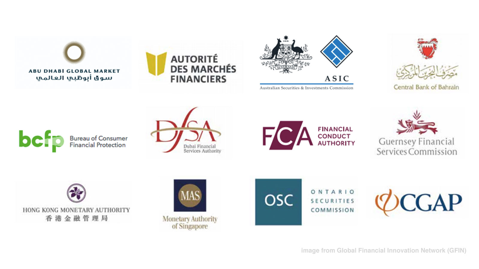BCFP and FCA Create Global Financial Innovation Network