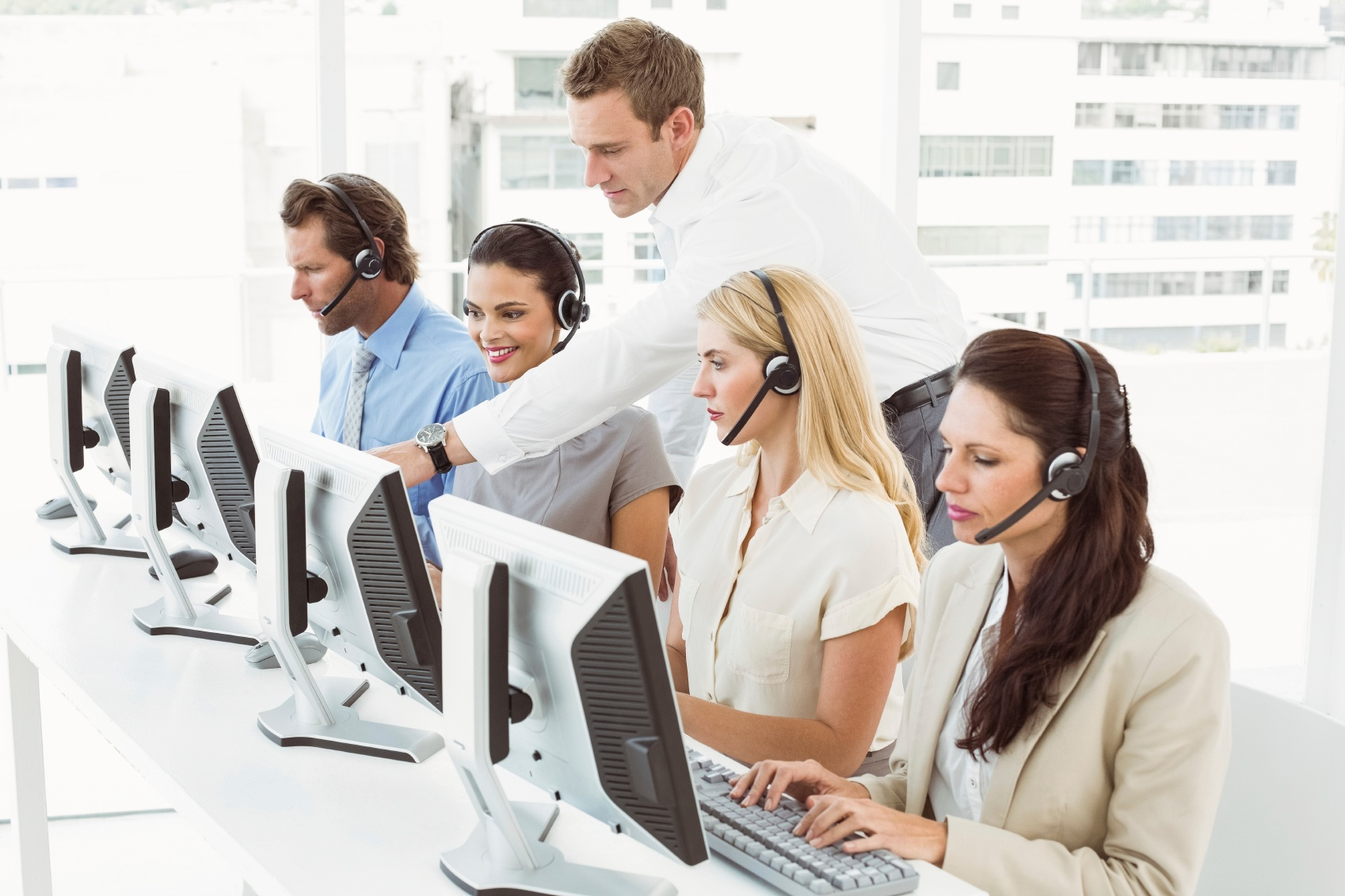Call Center Monitoring Can Help You Save AND Make Money. Here's How.