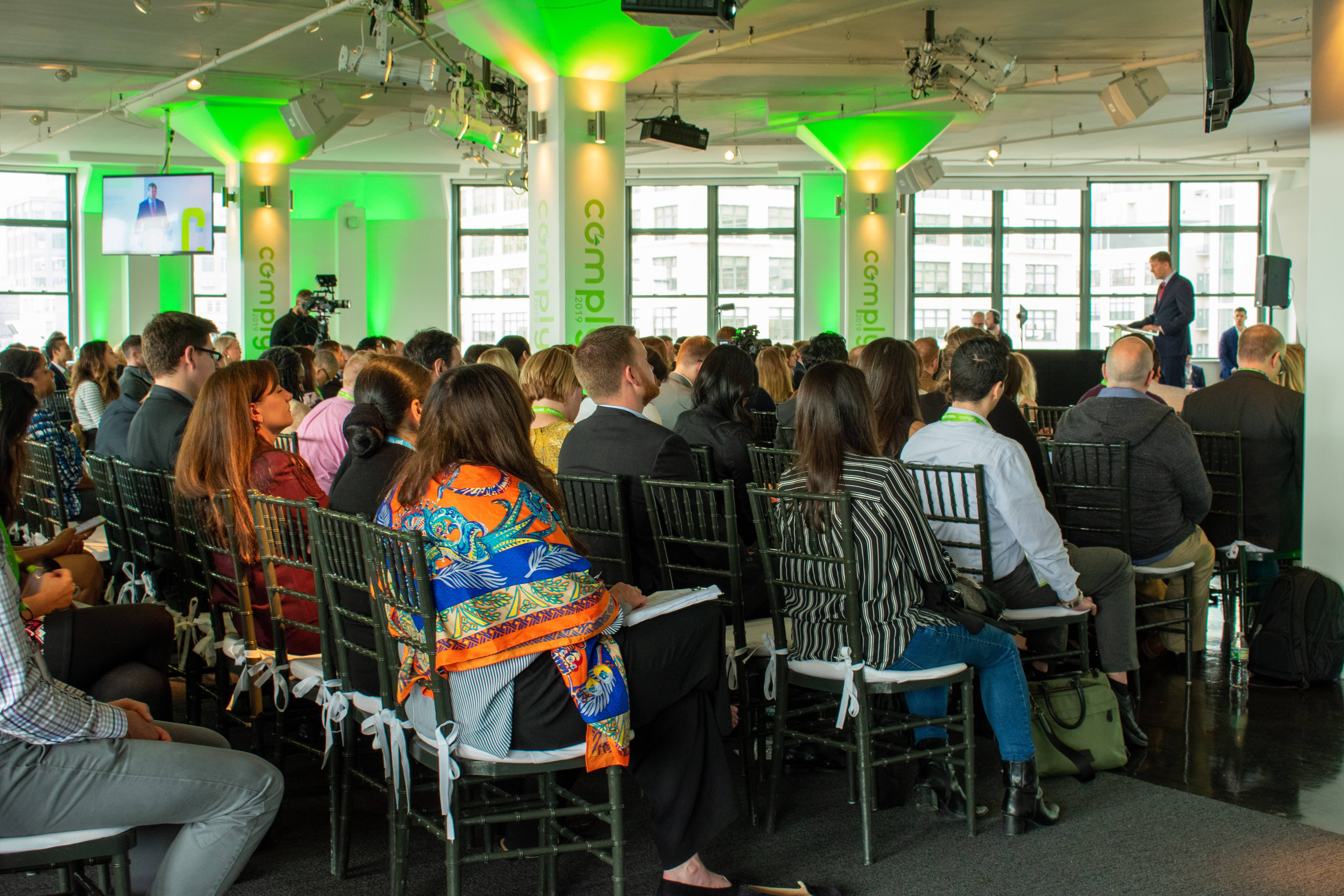 9 Speakers You Don't Want To Miss at COMPLY2020